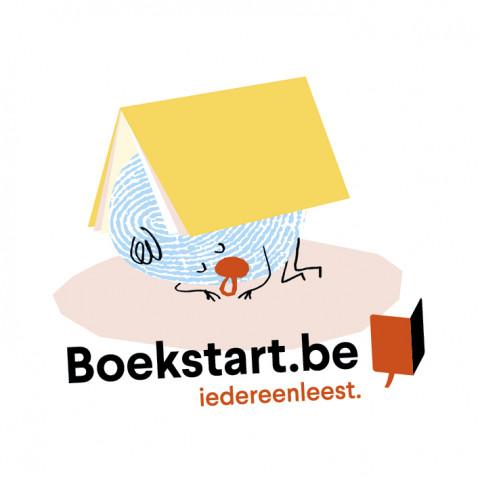 Logo Boekstart